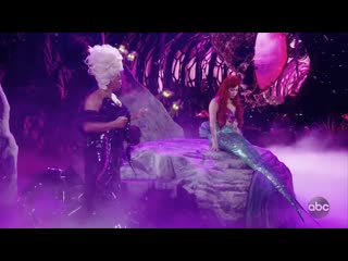 Queen latifah as ursula in disney's live action musical 'the little mermaid'