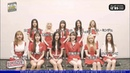 191017 IZ*ONE's interview from AICHI IMPACT on Mnet Japan MタメBANG 65
