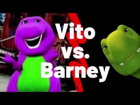 Vito Rex on comparisons to Barney Primal Refleks 5
