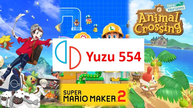 YUZU EARLY ACCESS 554 DOWNLOAD