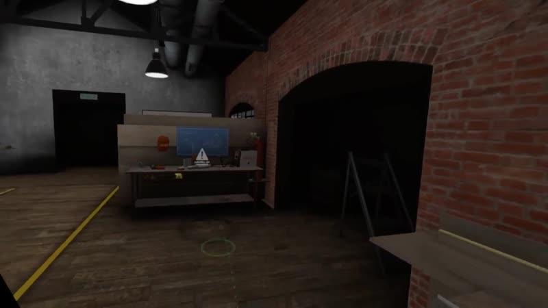 Induct Radioactive Man HTC VIVE VR 1