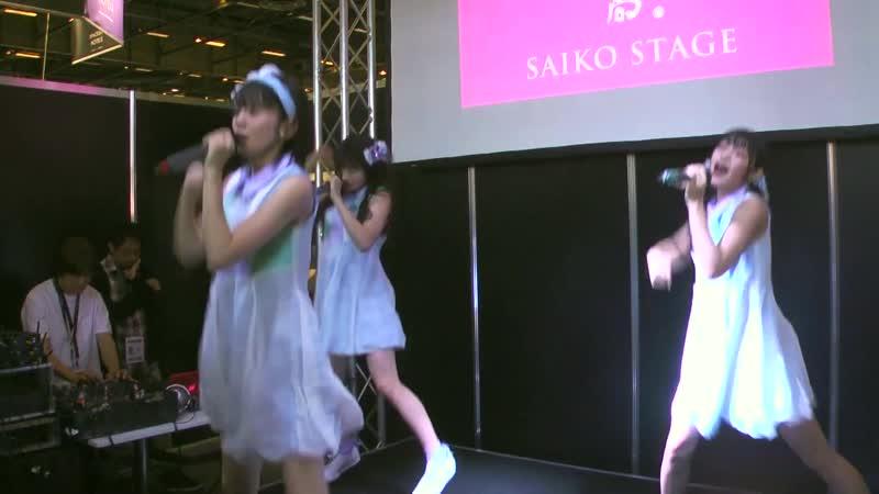 Task have Fun @Japan Expo SAIKOステージ 05 07 2019