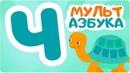 Буква Ч Мульт АЗБУКА Цып Цып ТВ Алфавит для малышей