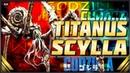 Титан Сцилла из фильма Годзилла Король монстров ➤ Titanus Scylla Паук Краб Моллюск