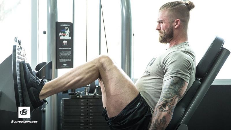 Minimalist Muscle Building Leg Workout Tyler Holt
