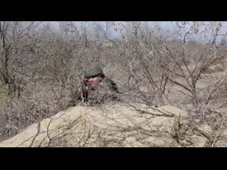 Учение морпехов Каспийской флотилии с высадкой десанта на побережье Дагестана