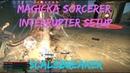 Magicka Sorcerer Interrupter Setup (vAS Hard Mode) | ESO Scalebreaker