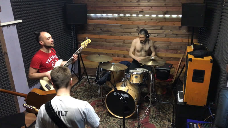 Zebra Audio 🥁🎸 Репетиционная База Школа Музыки