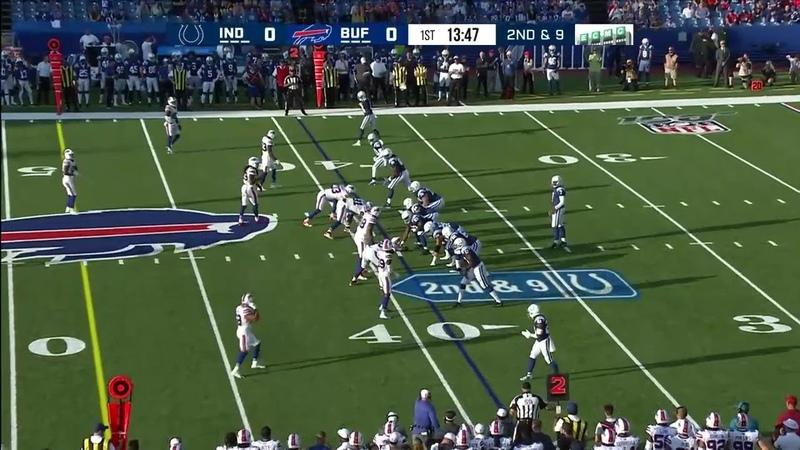 NFL 2019 20 PS Week 01 Indianapolis Colts Buffalo Bills