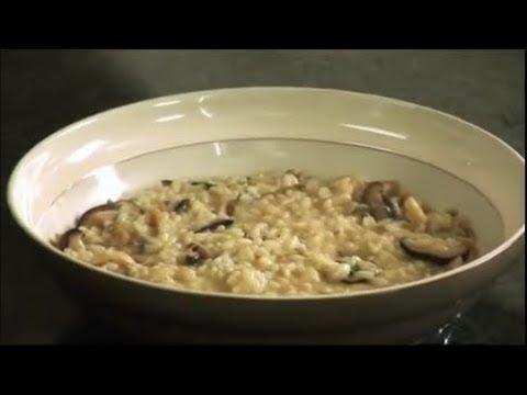 Marco P. White Classic Wild Mushroom Risotto