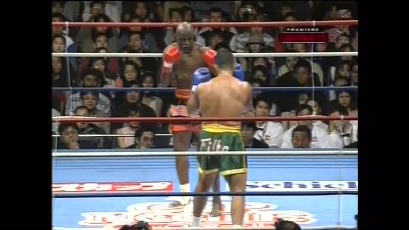 09 1999 04 25 Francisco Filho vs Ernesto Hoost K 1 Revenge 99