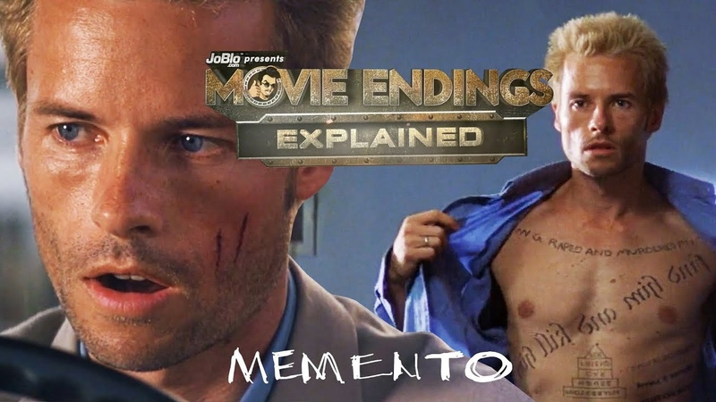 MEMENTO - Movie Endings Explained (2000) Christopher Nolan