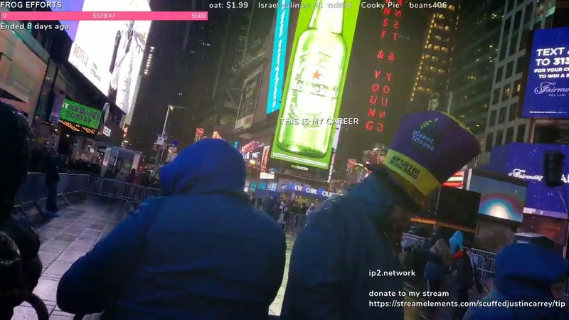 LIVE AT TIME SQUARE NYC NEW YEAR 2020 BTS LIVE tts is on $3 SJC DAILY LIVE VLOG bts nye2020 nyc