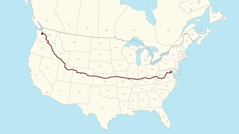 Washington, DC to Seattle, WA: A Complete Road Trip