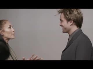 Kristen Stewart e Robert Pattinson - Variety Actors on Actors