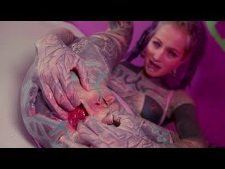 Anuskatzz_BDSM-Latex-NEEDLE-anal-prolaps-play (Fetish, FemDom, Tattoo, Piercing,Teen,Fisting,Horror,BDSM,Underground Porn) 1080p