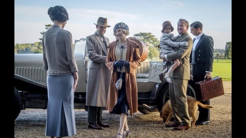 Аббатство Даунтон Downton Abbey 2019 Русский трейлер HD