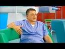 Лечение насморка, упражнения для тех кто любит лежать, защита сердца от холода | Доктор Мясников