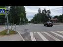 Смертельное ДТП . Яндекс Такси (Солярис ) vs пьяные на Субару Импреза