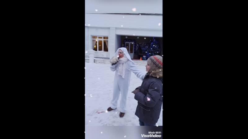 Зимние р Зимние игры в ГК Росинка