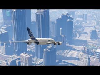 Политик из Пакистана принял видео из GTA 5 за реальные кадры и удивился мастерству пилота.
