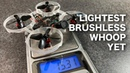 Building the World's Lightest Brushless Whoop