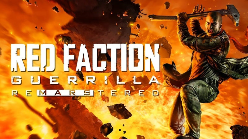 Red Faction Guerrilla Прах к Праху 5
