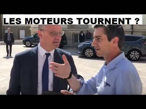 CANICULE - SUPER RUFFIN ALLUME les Ministres Climatisés