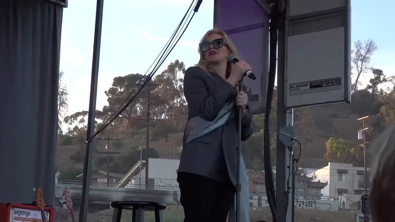 Courtney Love ¦ Miss World (Hole) ¦ live YOLA DÍA Festival, August 18, 2019