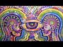 100% Good Vibes Shpongle VS Merkaba Psy Trance Low Bpm