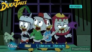 Ducktales season 3 NEW EPISODE PROMO +CLIP (Southeast Asia)