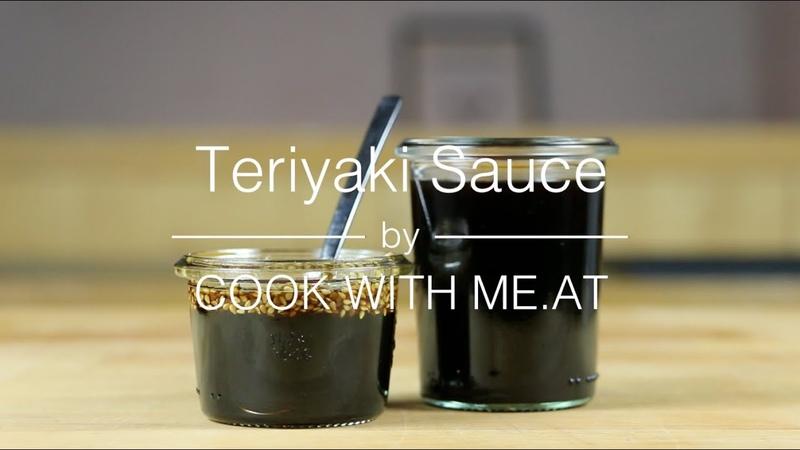 Teriyaki Sauce Perfect Sauce Marinade or Glaze COOK WITH