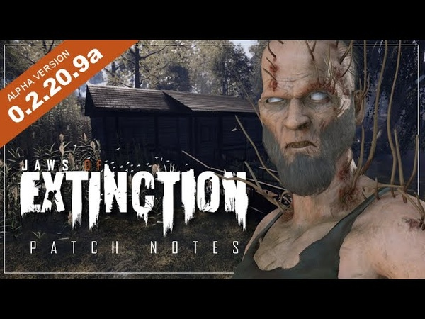 Jaws of Extinction 0 2 20a update overview gameplay смотреть онлайн без регистрации