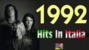 1992 - Tutti i più grandi successi musicali in Italia