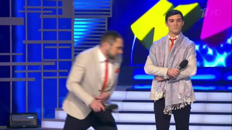 КВН Сборная Дагестана 2015 Высшая лига Первая 1 4 Приветствие