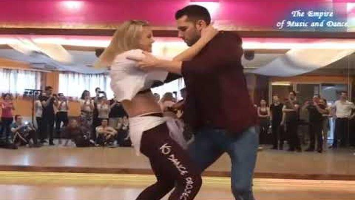 Не бендзе плакаць. Modern Martina KS Aleksandra Pławińska. Империя Музыки и танца.
