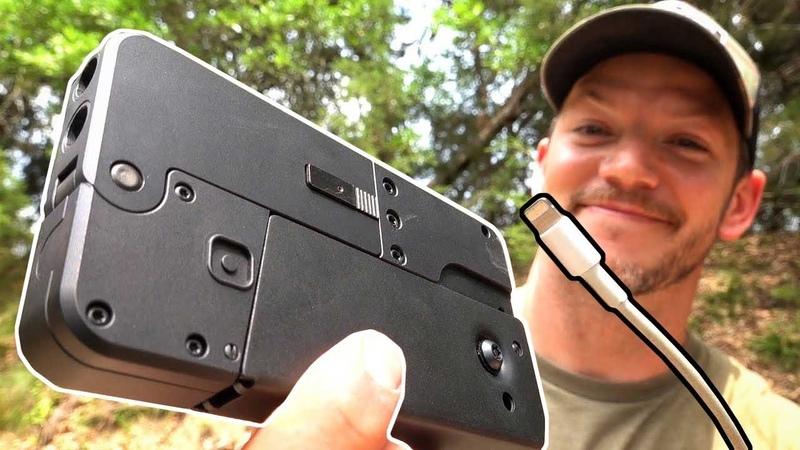 Это телефон Нет, это пистолет! | Разрушительное ранчо | Перевод Zёбры
