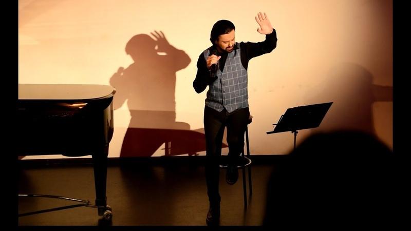 Gela Guralia Sait Midikhar Камерный концерт Москва