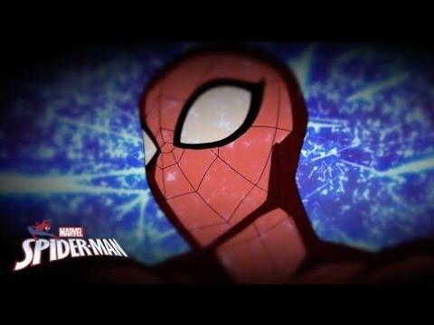 Marvel Человек паук 2 сезон 15 Серия 'Совершенный Человек Паук' Часть 1