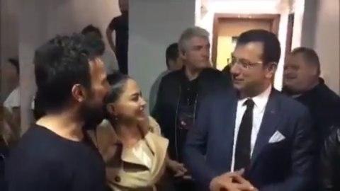 """Can Pınar'ım🌷 on Instagram Konser öncesi Tarkan ve Pınar'ın misafirleri @ekremimamoglu ve @tuncsoyer ile keyifli sohbeti 🌟 tarkan pinartevetoglu ekremimamoglu…"""""""