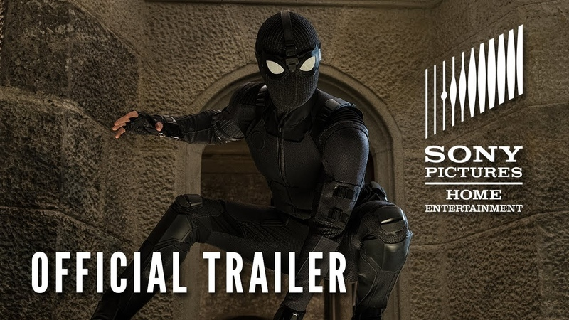 THE NIGHT MONKEY: OFFICIAL TRAILER - SPIDER-MAN: FAR FROM HOME Now on Digital!