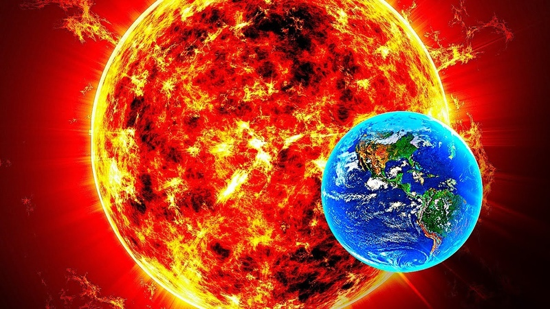 Как солнечные штормы влияют на жизнь на Земле