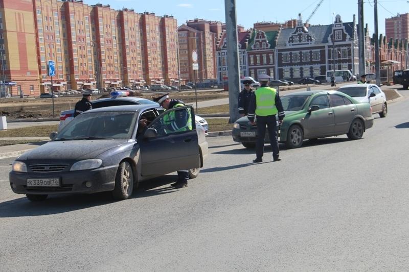 В ближайшие дни в Марий Эл пройдут мероприятия по выявлению нетрезвых водителей