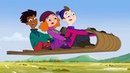 Закон Мёрфи - сезон 1 серия 16, мультфильм Disney (от создателей Финес и Ферб)