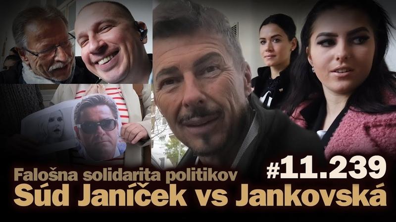 Prípad Ondrej Janíček vs Minika Jankovskâ a falošná solidarita politikov 11 239