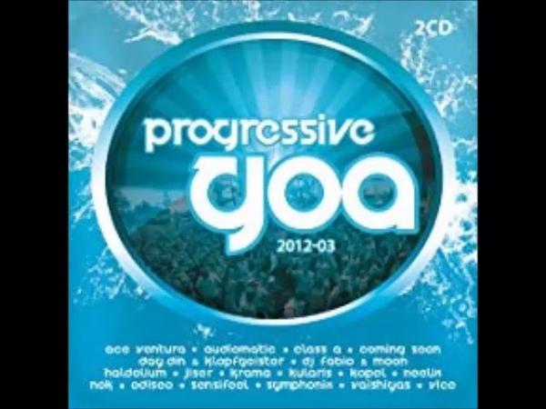 06. SIDE_WINDER - Emotional_Endeavour - V.A. Progressive GOA Trance Vol.3 2012 CDI
