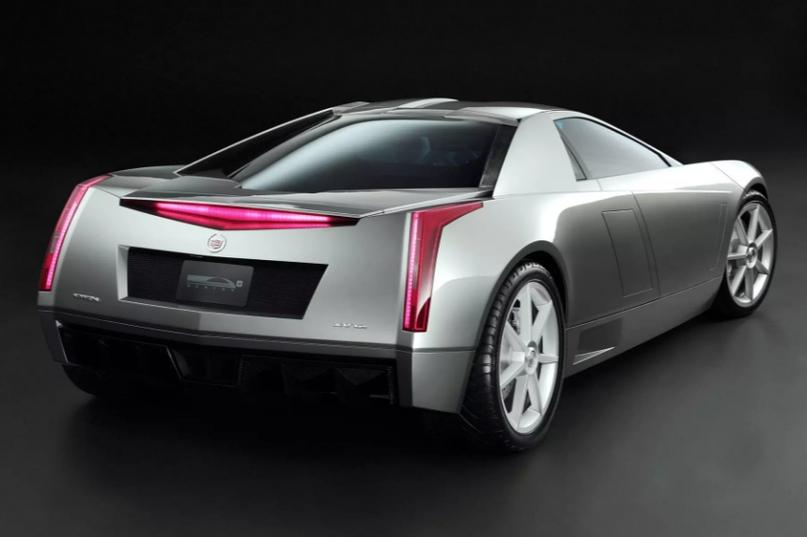Cadillac Cien: красивый, быстрый, технологичный и почти серийный, изображение №4