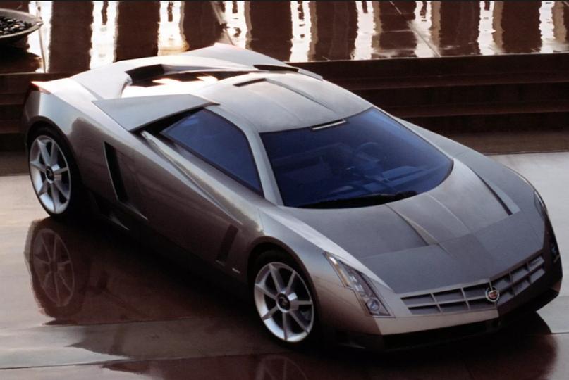 Cadillac Cien: красивый, быстрый, технологичный и почти серийный, изображение №10