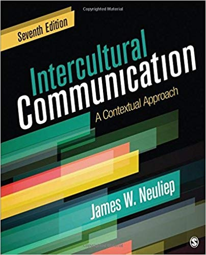 James W. Neuliep - Intercultural Communication  A Contextual Approach
