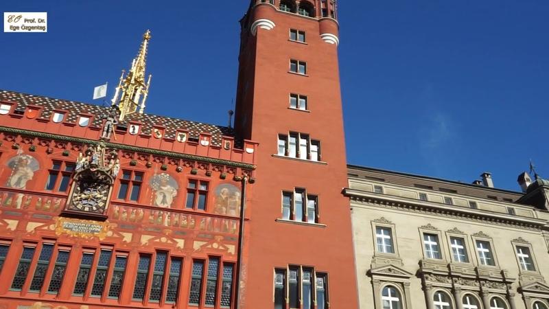 Basel - İsviçre'den görüntüler